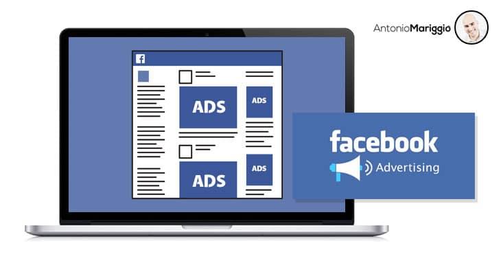 Antonio Mariggio Facebook Ads