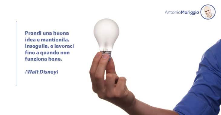 Antonio Mariggio Thank You Newsletter