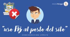 Antonio Mariggiò - Sito Internet