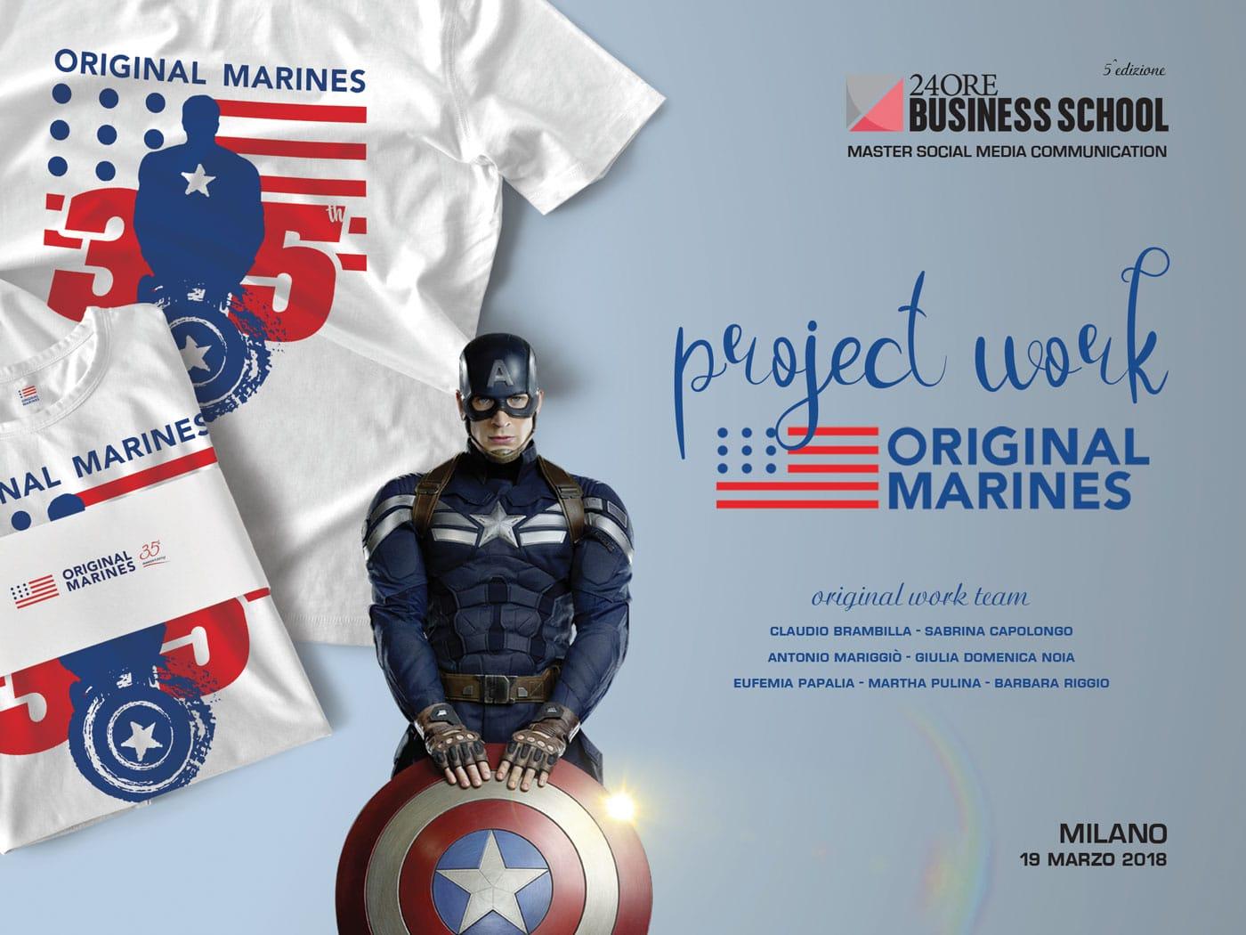 Project Work - Business School Sole 24 Ore