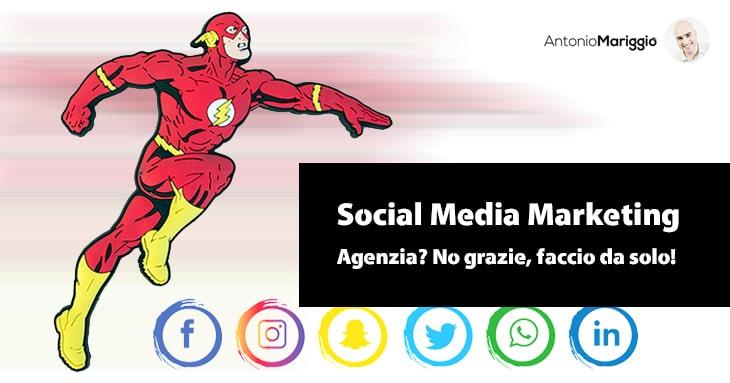 Social Media Marketing Antonio Mariggiò