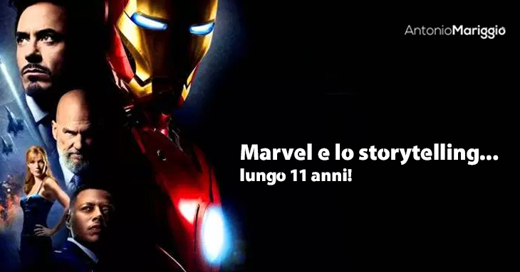 Read more about the article Marvel e lo Storytelling… lungo 11 anni! – NO SPOILER