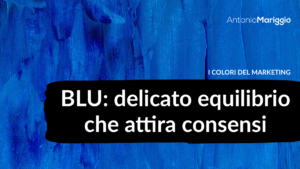 Read more about the article Blu: delicato equilibrio che attira consensi