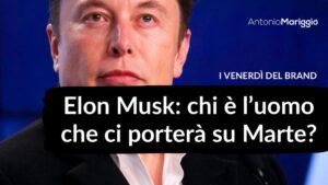 Read more about the article Elon Musk: chi è l'uomo che ci porterà su Marte?