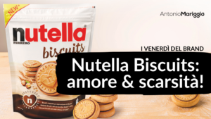 Read more about the article Nutella Biscuits: amore & scarsità!