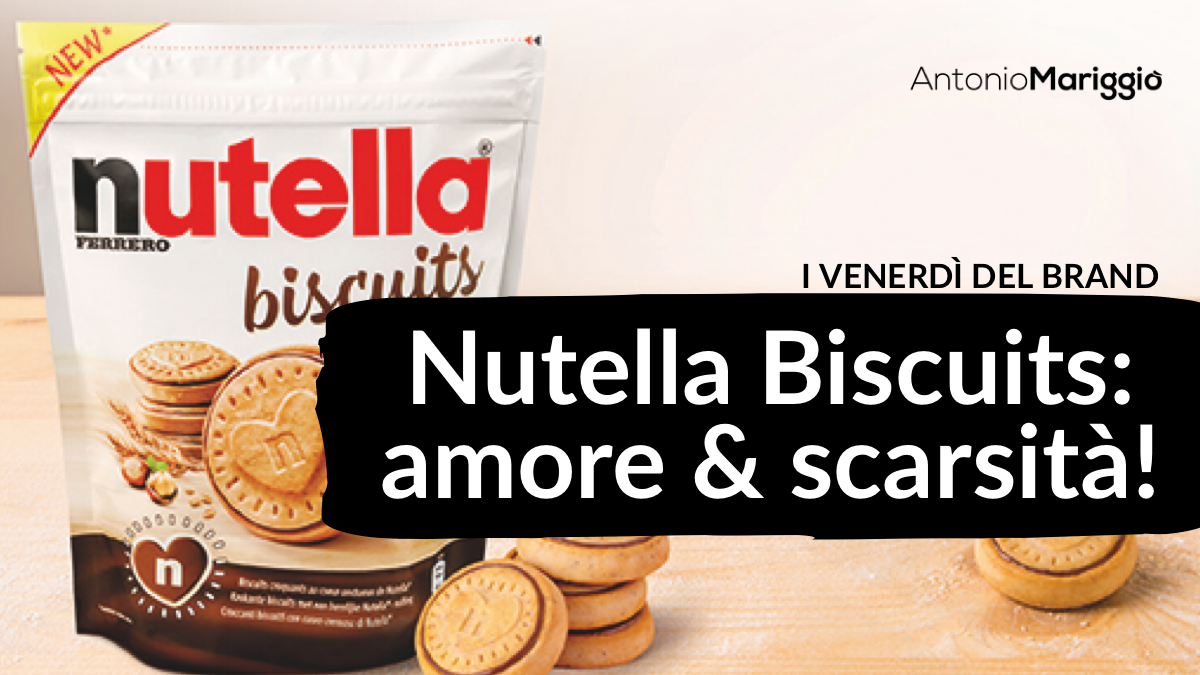 You are currently viewing Nutella Biscuits: amore & scarsità!
