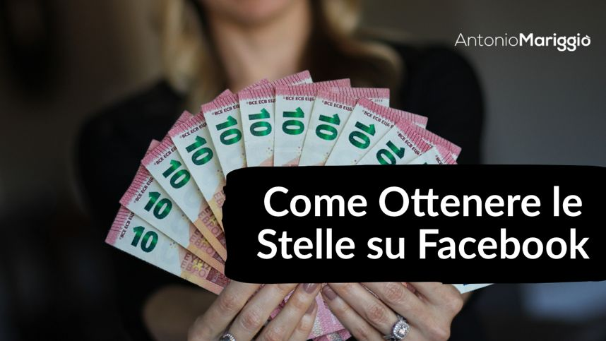 You are currently viewing Come Ottenere le Stelle su Facebook | Facebook Stars